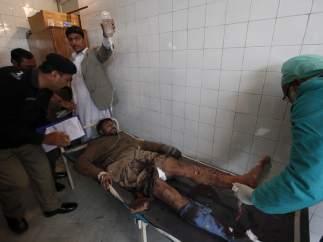 Ataque contra una universidad de Pakistán