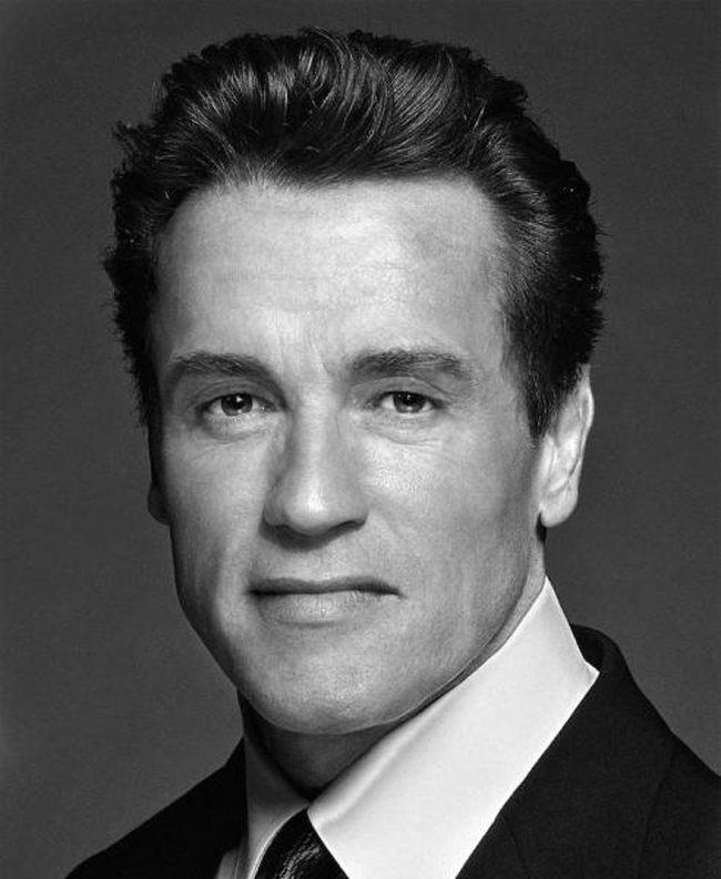 Arnold Schwarzenegger y Sylvester Stallone.