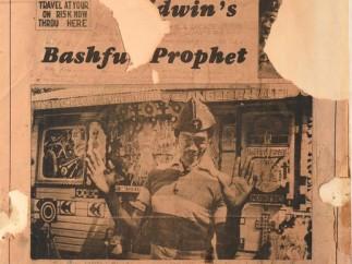 Prophet Royal Robertson - Recorte de prensa