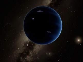 Descubren el 'Planeta Nueve'