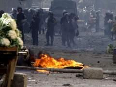 Policía egipcia, en una imagen de archivo