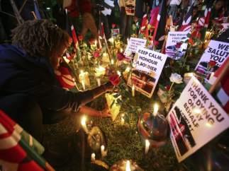 Vigilia atentado Somalia.