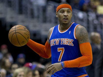 Carmelo Anthony (New York Knicks)