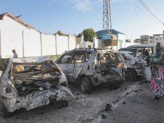 Al menos 22 muertos por un coche bomba en Somalia