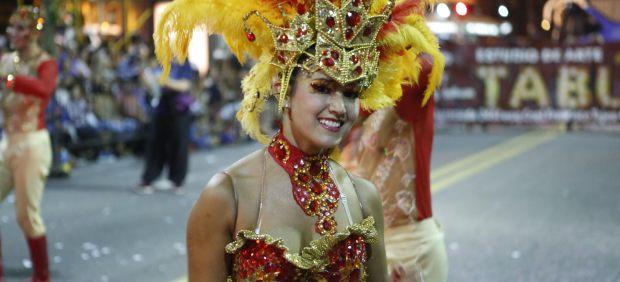 El carnaval más largo del mundo