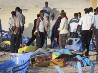 Atentado terrorista en Mogadiscio, Somalia