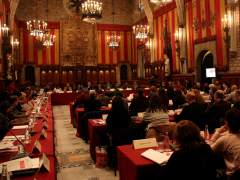 Saló de Cent del Ayuntamiento de Barcelona
