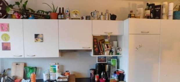 ¿Dónde está el gato?