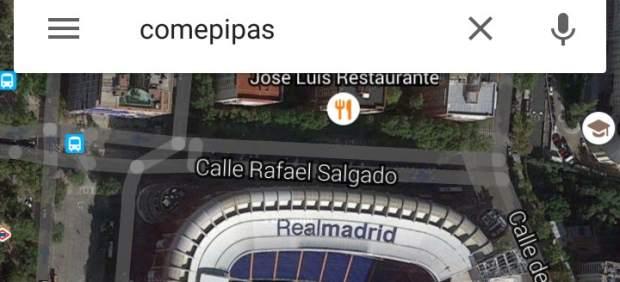 """""""Comepipas"""" es el Bernabéu"""