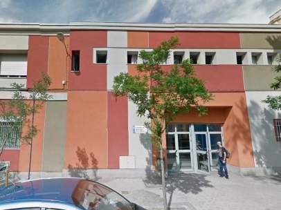 Centro de acogida municipal para personas sin hogar San Isidro, Madrid.