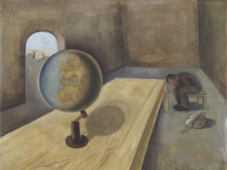 Felix Nussbaum - Der Flüchtling / The Refugee, 1939