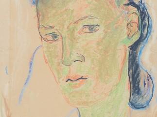 Charlotte Salomon - Selbstporträt / Self-portrait, 1939-1941