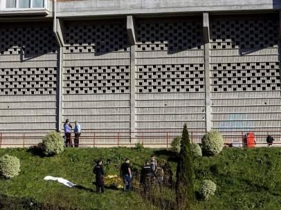 Muerte en Bilbao