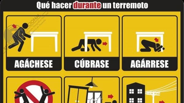 Qu hacer en caso de terremoto - Que hay que pagar cuando vendes un piso ...