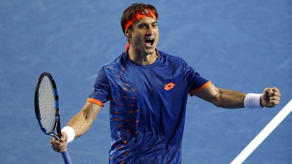 Ferrer llega a cuartos de Australia