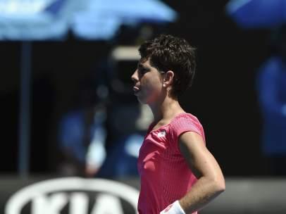 Carla Suárez Abierto Australia 2016.