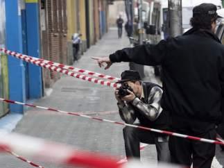 Crimen en Vitoria