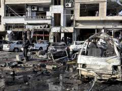 Kerry anuncia un acuerdo internacional para una tregua en Siria