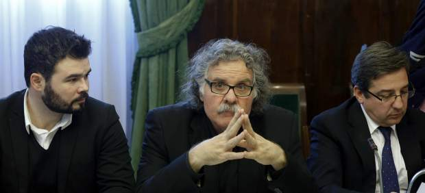 La Mesa del Congreso da el visto bueno a que ERC constituya un grupo parlamentario propio