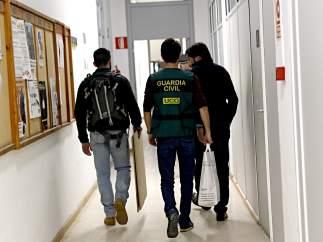 La Guardia Civil registra el grupo del PP en el Ayuntamiento de Valencia
