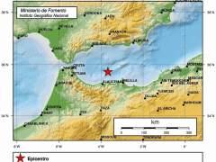 Terremoto en Mar de Alborán