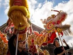 El Año Nuevo chino moviliza a turistas de todo el mundo