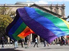 Bandera por los derechos de los gais