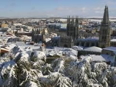 La cota de nieve bajará a los mil metros en la mitad norte