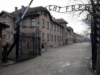 Aniversario en Auschwitz