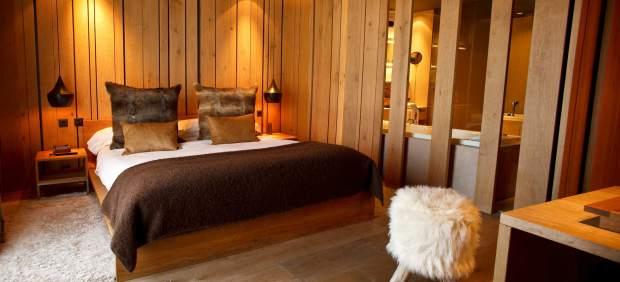 Habitación del hotel Grau Roig