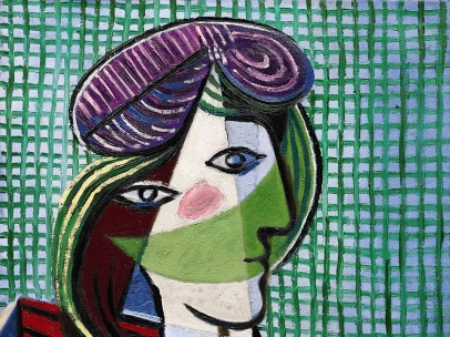Pablo Picasso - TÊTE DE FEMME, 1935