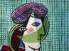Vendido en Londres el retrato 'Tete de femme' de Picasso por 24,8 millones de euros