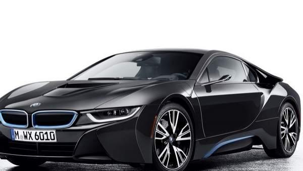El nuevo modelo de BMW, sin espejos