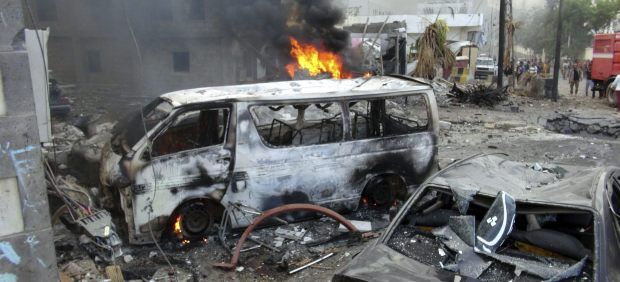 Atentado con coche bomba en Yemen