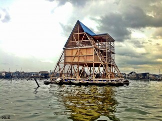 Makoko Floating School, Lagos, Nigeria by NLE