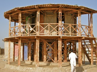 Women's Centre, Darya Khan, Pakistan, designed by Yasmeen Lari