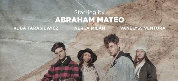 Nuevo videoclip de Abraham Mateo