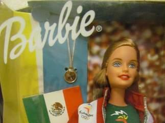 Barbie olímpica (2000)