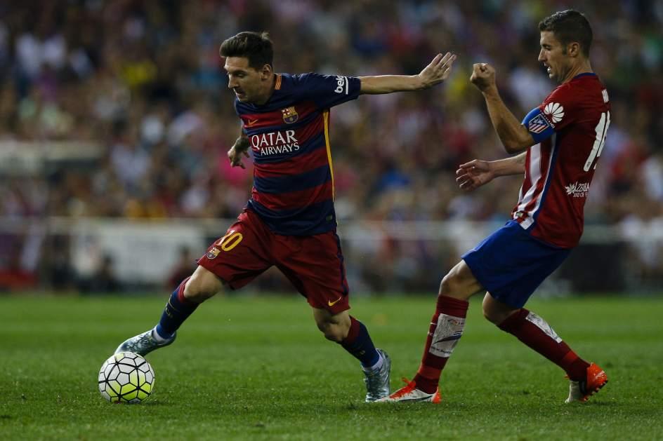 Horario y d nde televisan el atl tico de madrid vs barcelona for Televisan el madrid hoy