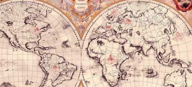Escuelas de magia en el mundo