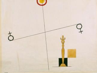 Georges Ribemont-Dessaignes - Soleils étranges, 1920