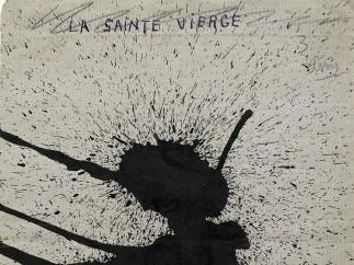Francis Picabia - La Sainte Vierge, 1920