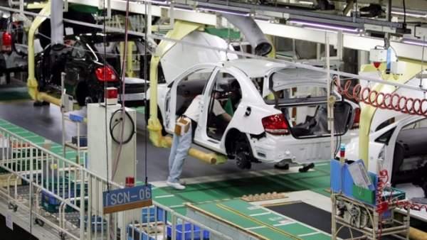 Fábrica de Toyota