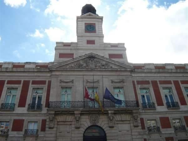 Se congelan los sueldos de cristina cifuentes sus for Sede de la presidencia de la comunidad de madrid