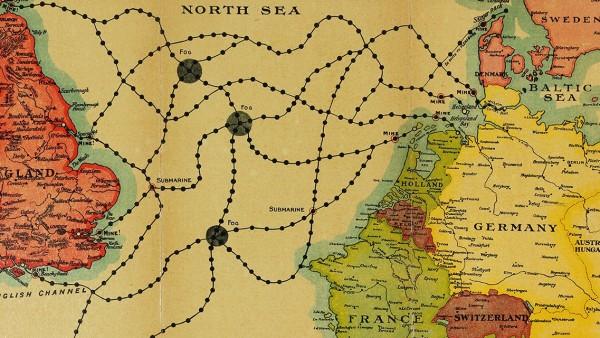 British v. Germans, or Defence [British: manufacturer unknown, c. 1916]