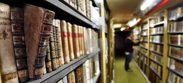 Las bibliotecas se adaptan a las nuevas tecnologías