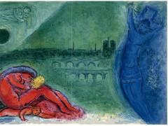 Madrid se entrega a Chagall: bíblico, poético, excéntrico y maestro del color