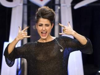 Barei, a Eurovisión