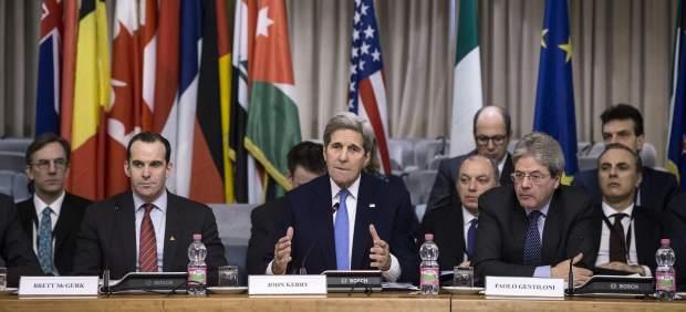 Comienza en Roma la cumbre de la coalición internacional contra Estado Islámico