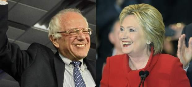 Empate técnico entre Bernie Sanders y Hillary Clinton en las primarias de Kentucky